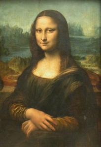 Perspective-Mona Lisa
