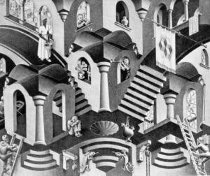 Perspective-Escher